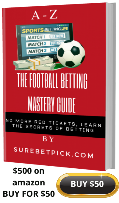 Surebetpick is the best for Soccer Predictions.