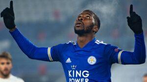Iheanacho makes Premier League history