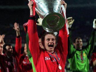 Manchester United signed Ole Gunnar Solskjaer