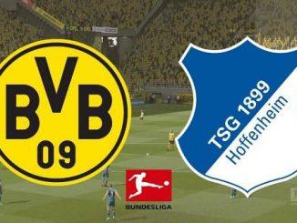 Dortmund vs Hoffenheim Prediction