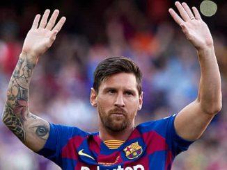 PSG Denies Messi Transfer