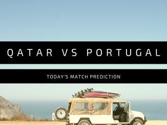 Qatar vs Portugal prediction