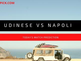 Udinese vs Napoli Prediction