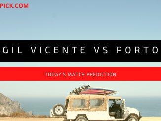 Gil Vicente vs Porto prediction