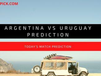 Argentina vs Uruguay Prediction